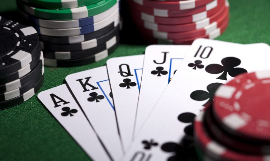 Ставки на покер: виды и особенности