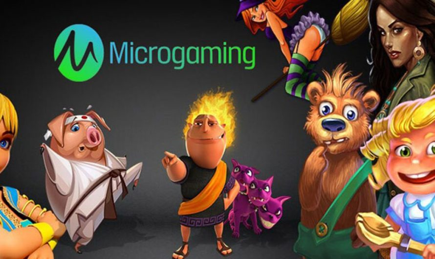 Новые игры от Microgaming за январь